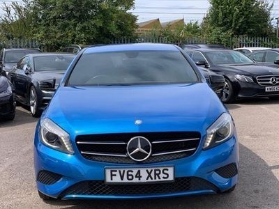 used Mercedes A180 A-Class Hatchback[1.5] CDI Sport 5d Auto