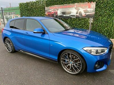 used BMW 120 1 Series d M Sport 5dr Step Auto Performance Pack