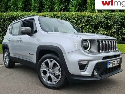 used Jeep Renegade 1.0 T3 Gse 120hp Limited 5dr