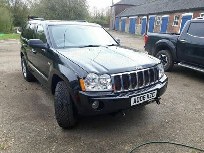 used Jeep Grand Cherokee 5.7 Limited 4WD 5dr