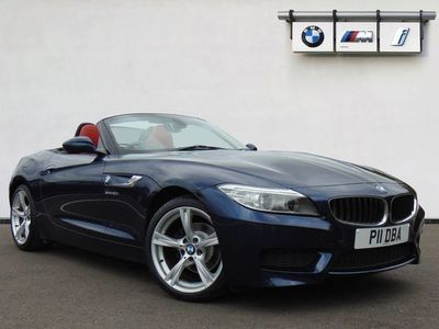 used BMW Z4 20i sDrive M Sport 2dr