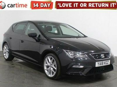 used Seat Leon 1.4 TSI FR TECHNOLOGY 5d 124 BHP Your dream car can become a reality with cartime's fantastic finance deals.
