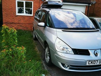 used Renault Grand Espace 3.0 dCi V6 Initiale Auto 5dr