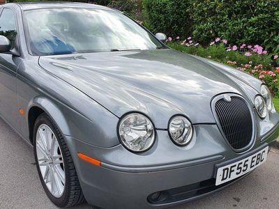 used Jaguar S-Type 2.7 D V6 Sport 4dr