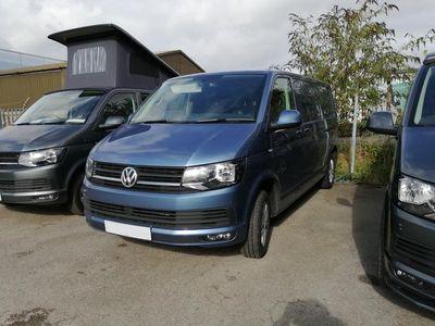 used VW T6 Camper Van T32 TDI P/V HIGHLINE BMT Camper Van - Awaiting Conversion