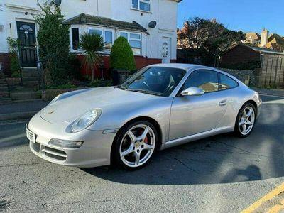 used Porsche 911 Carrera S 3.8 Tiptronic S Coupe auto