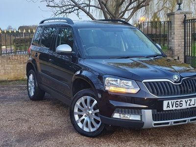 used Skoda Yeti 2.0 TDI SE Business Outdoor (s/s) 5dr