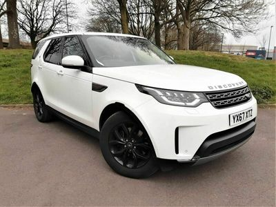 used Land Rover Discovery 3.0 TD V6 SE Auto 4WD (s/s) 5dr