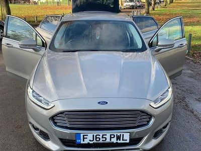 used Ford Mondeo 2.0 TDCi Titanium (s/s) 5dr