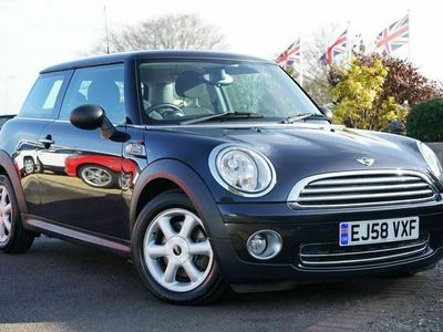 used Mini ONE Hatchback 1.43dr
