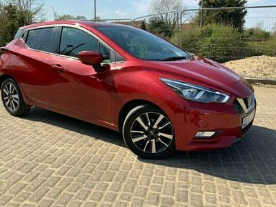 used Nissan Micra 0.9 IG-T N-Connecta (s/s) 5dr