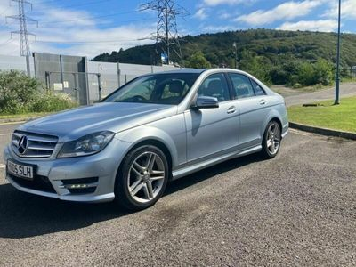 used Mercedes C180 C Class 1.6BlueEFFICIENCY AMG Sport 4dr
