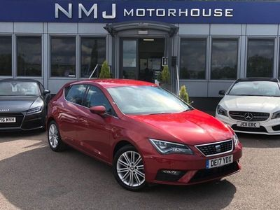 used Seat Leon 1.4 TSI XCELLENCE Technology (s/s) 5dr