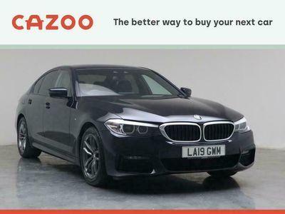 used BMW 520 5 Series 2L M Sport i