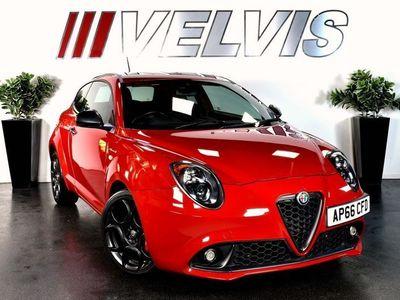used Alfa Romeo MiTo 1.4 TB MultiAir Veloce TCT (s/s) 3dr
