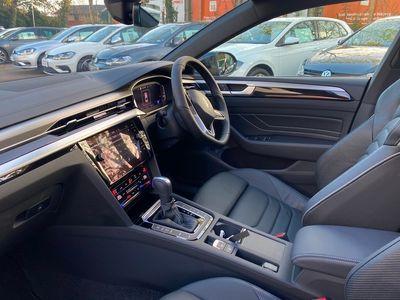 used VW Arteon 2.0 TSI R Line 5dr DSG Hatchback fastback