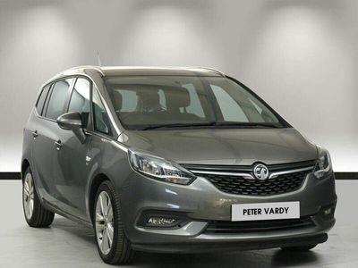 used Vauxhall Zafira Tourer 1.4i 16v Turbo SRi Nav