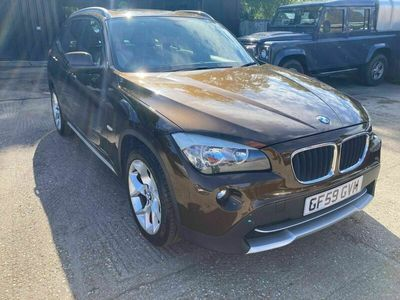 used BMW X1 2.0 20d SE xDrive 5dr