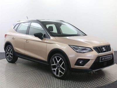 used Seat Arona 1.0 Tsi 115 Xcellence Lux 5Dr