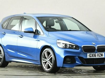 used BMW 216 2 Series d M Sport 5dr