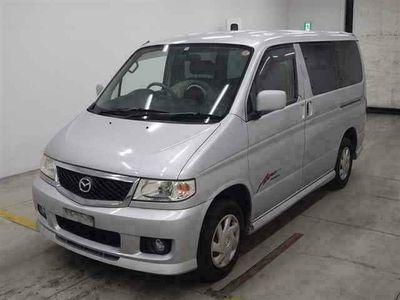 used Mazda Bongo -