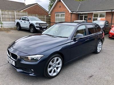 used BMW 330 3 Series 3.0 d SE Estate 5dr Diesel Sport Auto (s/s) (135 g/km, 258 bhp)