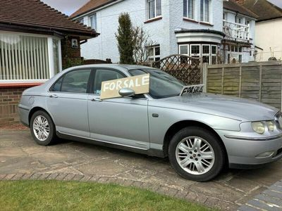 used Rover 75 2.0 V6 Club SE 4dr