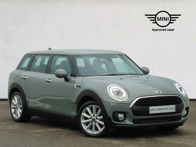used Mini One Clubman 1.5 6dr Auto [Chili Pack]
