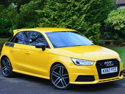 used Audi S1 Sportback 2.0 TFSI Competition quattro (s/s) 5dr