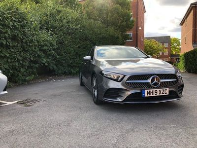 used Mercedes A200 A Class 1.3AMG Line (Executive) 7G-DCT (s/s) 5dr