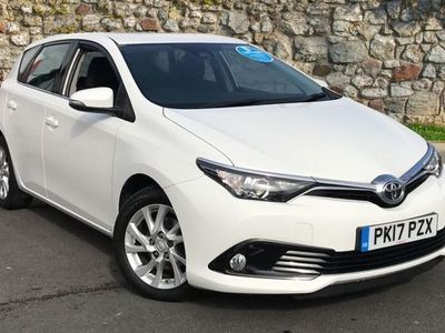 used Toyota Auris 1.2T Business Edition Tss 5Dr