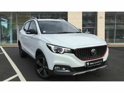used MG ZS 1.5 VTi-TECH Exclusive 5dr suv 2019