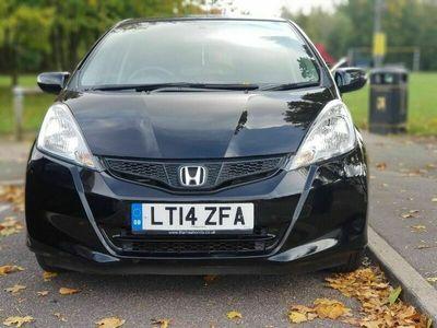 used Honda Jazz 1.4 i-VTEC ES Plus CVT 5dr