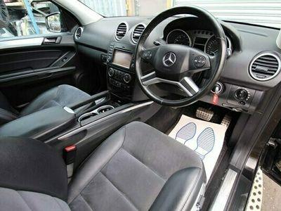 used Mercedes ML350 M Class 3.0CDI BlueEFFICIENCY Sport 5dr
