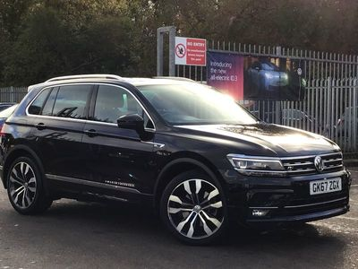 used VW Tiguan 2.0 TSI 180PS R-Line 4Motion DS 5dr
