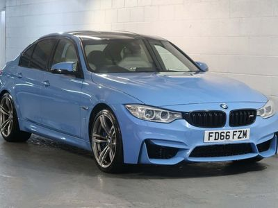 used BMW M3 3.0 BiTurbo DCT s/s 4dr