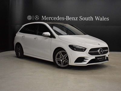 used Mercedes B220 B Class 2.0AMG Line (Premium Plus) 8G-DCT (s/s) 5dr