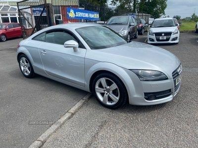 used Audi TT FSI