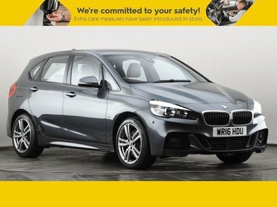 used BMW 220 2 Series d xDrive M Sport 5dr [Nav] Step Auto Leather Seats 2.0