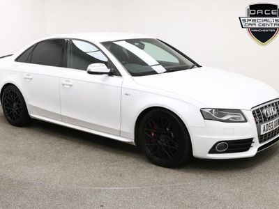 used Audi S4 3.0QUATTRO 4d 329 BHP SAFETY MEASURES IN PLACE