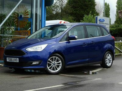 used Ford Grand C-Max 1.5 TDCi Zetec Powershift (s/s) 5dr