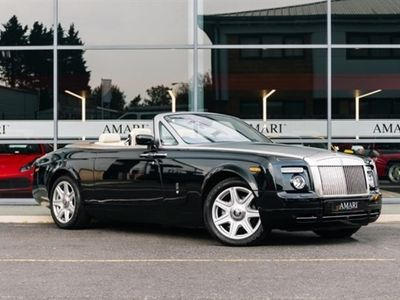 used Rolls Royce Phantom 6.7 Drophead Coupe 2dr