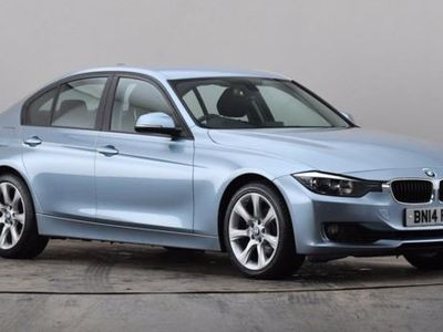 used BMW 330 3 SERIES d SE 4dr Step Auto Blue Automatic Diesel