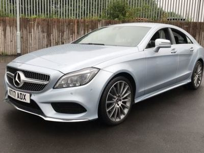 used Mercedes CLS220 CLSAMG Line 7G-Tronic