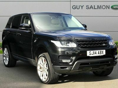 used Land Rover Range Rover Sport V8 S/C Autobiography Dynamic 5dr Auto 5.0