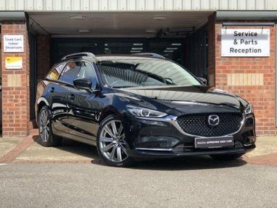 used Mazda 6 2.2d [184] Sport Nav+ 5dr Auto
