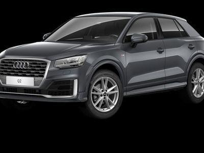used Audi Q2 35 TFSI S Line 5dr S Tronic