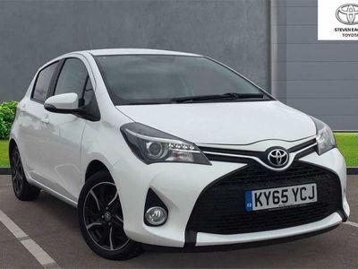 used Toyota Yaris 1.33 VVT-i Sport 5-Dr