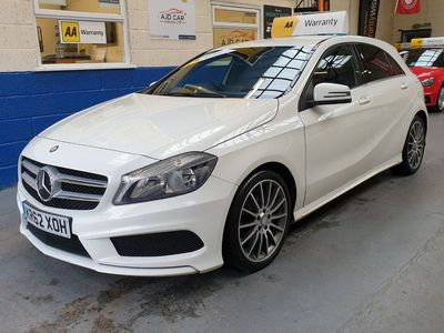 used Mercedes A200 A Class 1.8CDI BlueEFFICIENCY AMG Sport 5dr