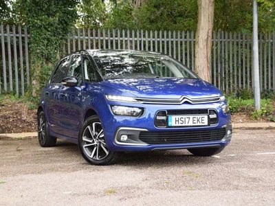 used Citroën C4 Picasso 1.6 BlueHDi Flair EAT6 (s/s) 5dr